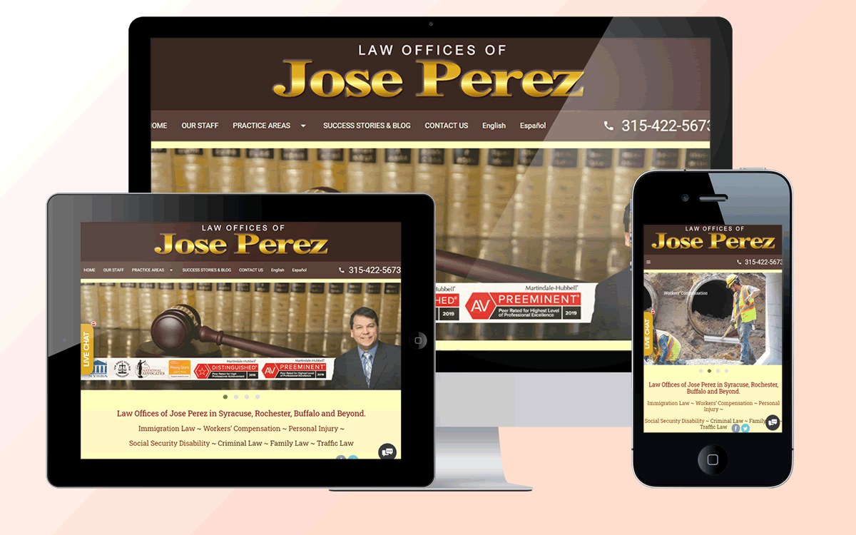 Law Offices of Jose Perez